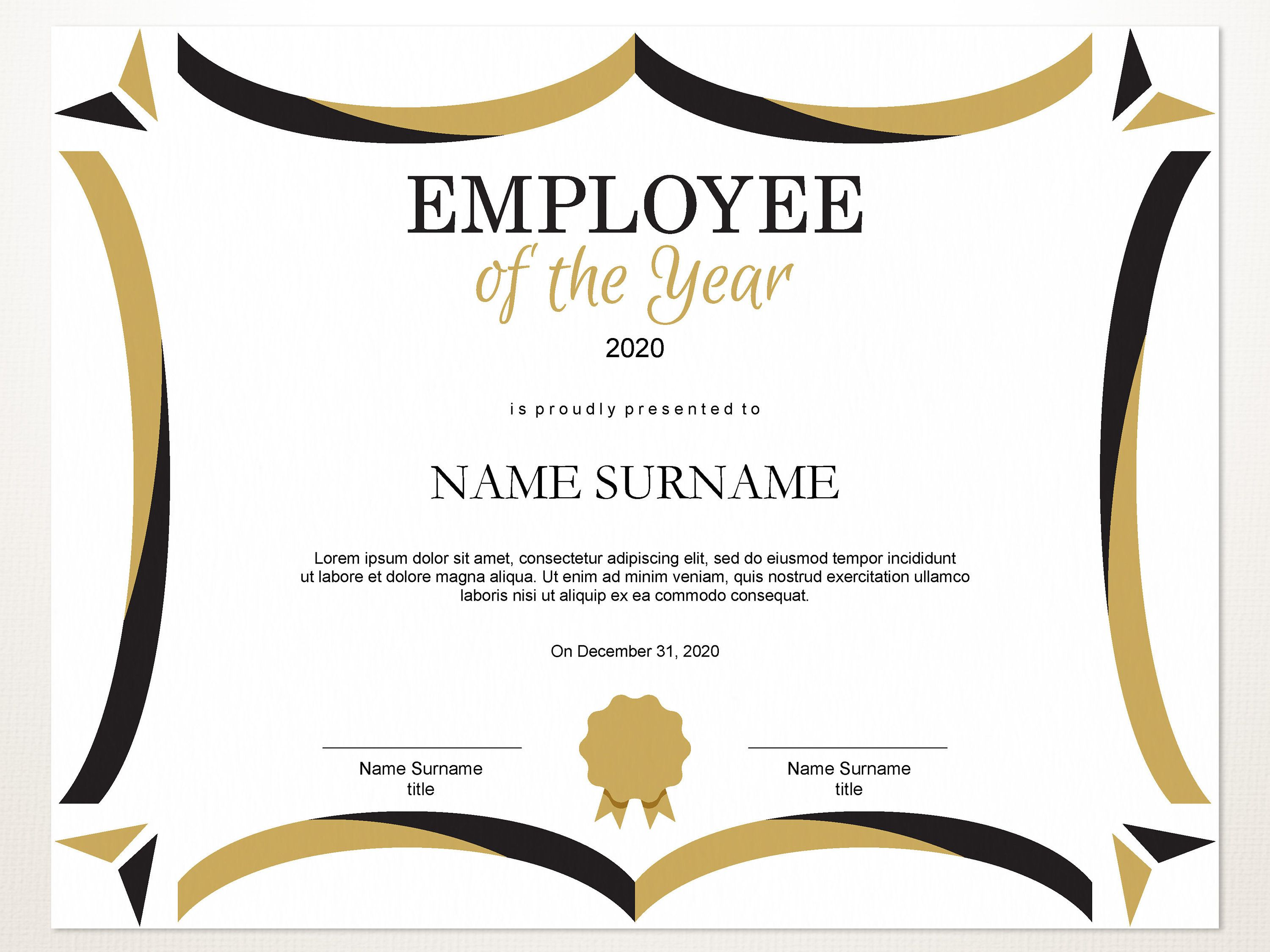 Employee Of The Year Template from i.pinimg.com