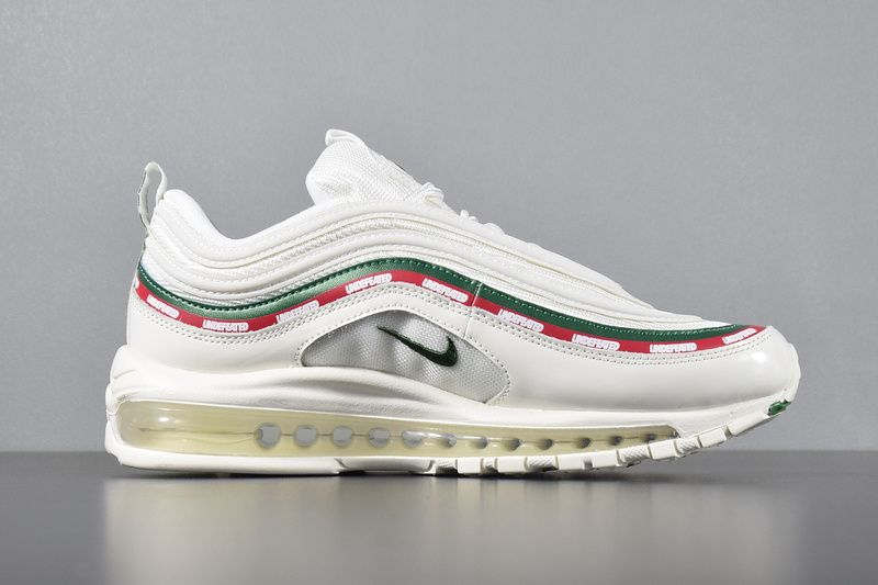02a3d1c1b24b19 Nike Air Max 97 x Undefeated White