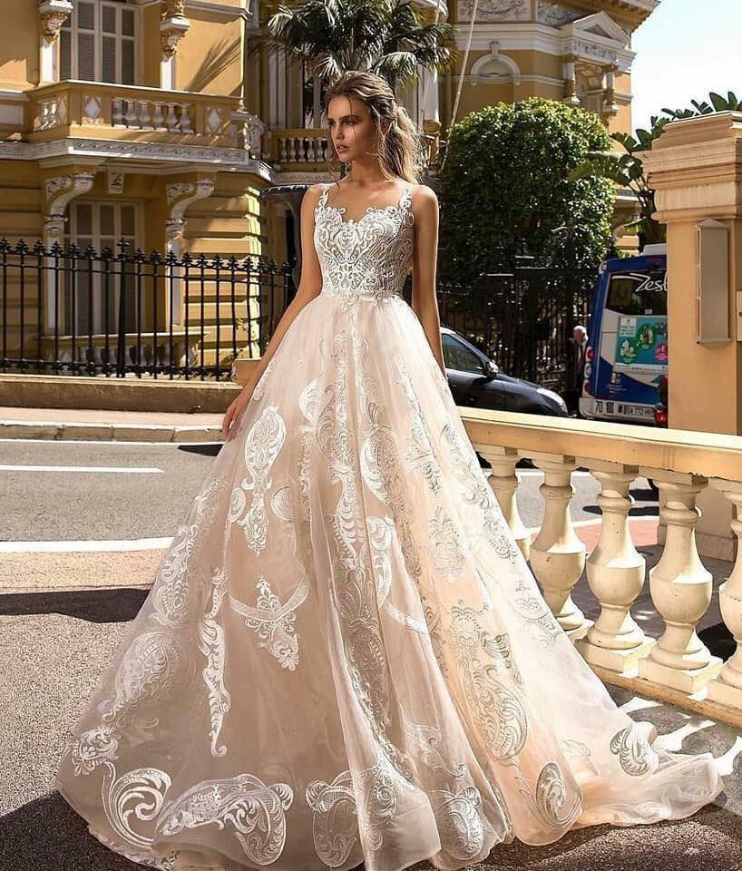 15 Opciones De Vestido De Novia Para Ayudarte A Elegir Uno Vestidos De Novia Vestido De Novia Elegante Hermosos Vestidos De Novia