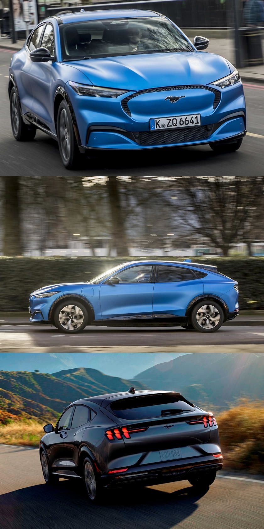 Here S What American Ford Mustang Mach E Buyers Want Most In 2020