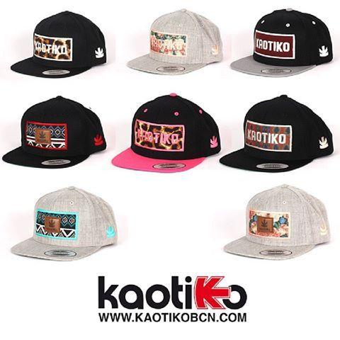 Nuevas Gorras Kaotiko en tienda online.  a327561cbe2