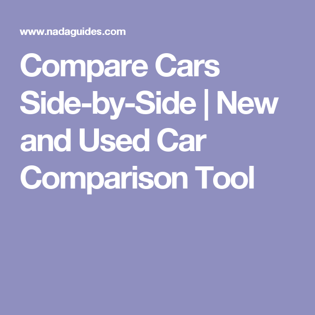 Compare Cars Side By Side New And Used Car Comparison Tool Jeep