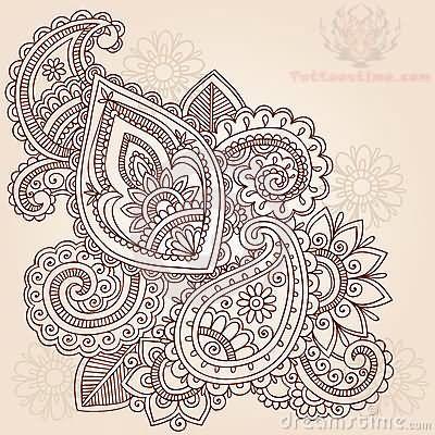 Pin de Carlota Puente en Henna | Pinterest | Páginas para colorear ...