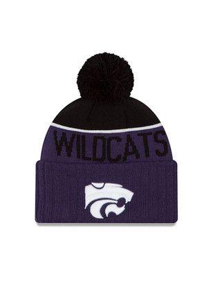 san francisco 031b0 a50b6 ... inexpensive new era k state wildcats purple ne 15 sport youth knit hat  5e2f2 7d4df