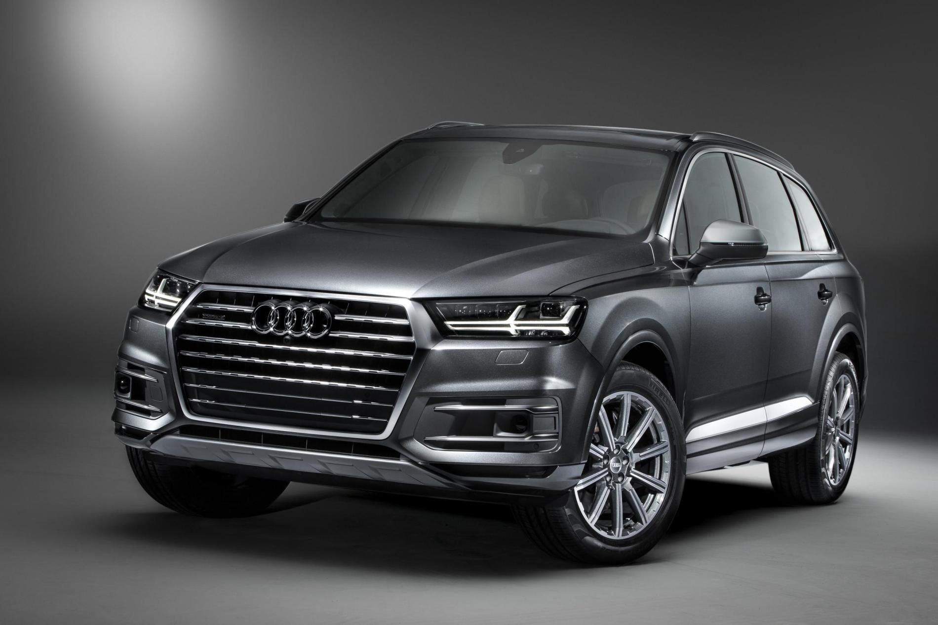 Audi Sq7 Usa Release >> Usa 2017 Audi Q7 Prices Announced On Sale By Early 2016 Audi Q7