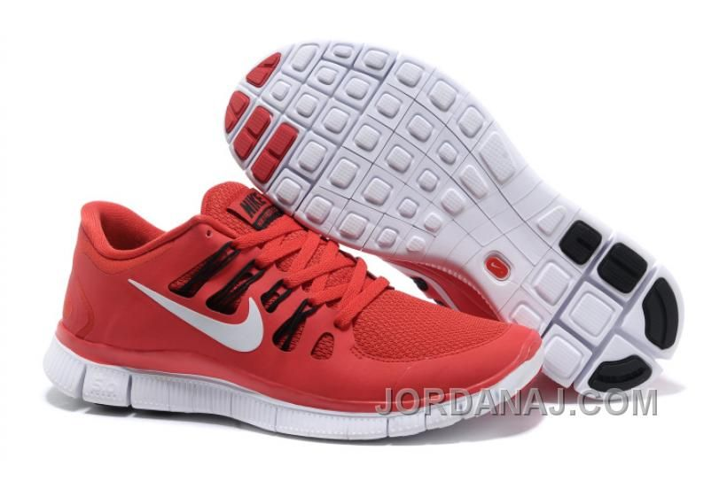 best sneakers f2bb3 34d9b nike free 5.0 v2 red silver
