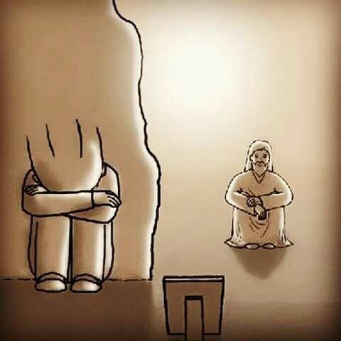 Te Amo Encuentro Con Dios Caricaturas Cristianas Salmo 2