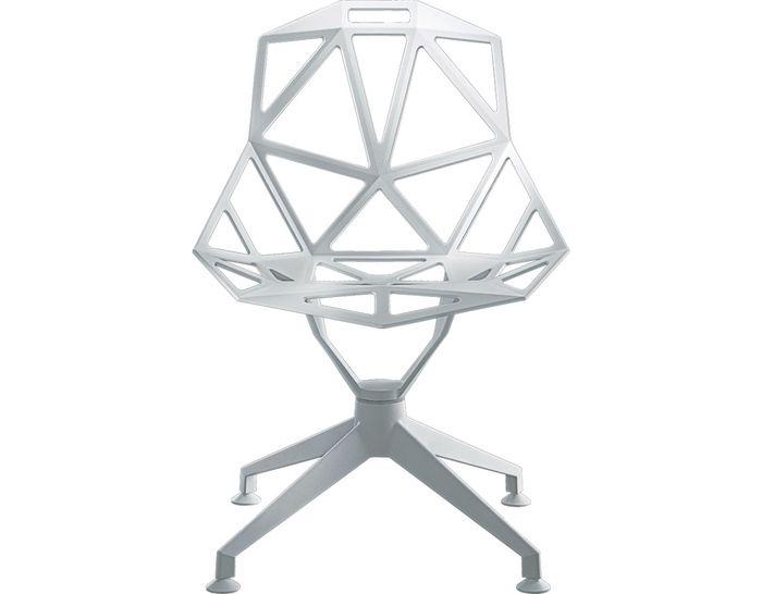 Photo of silla magis one con base de 4 estrellas