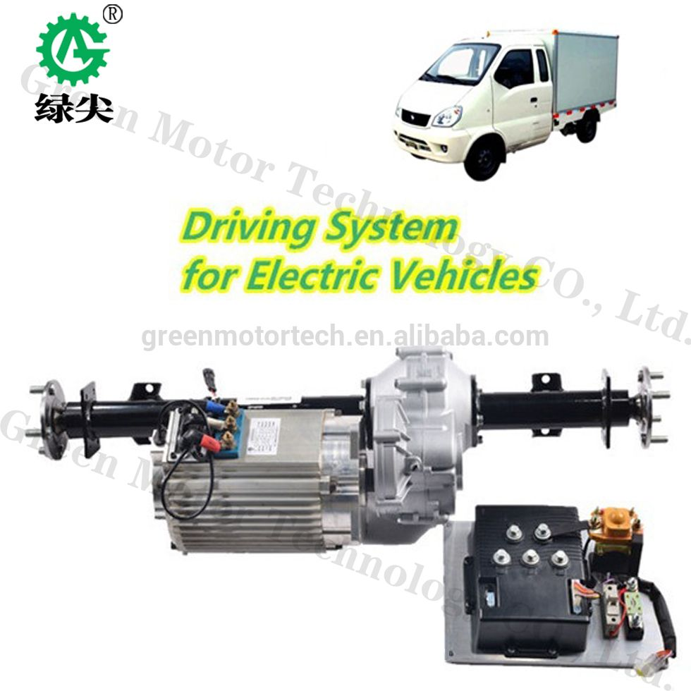 Pd750 Electric Motor Kit: Source AC Brushless Motor Electric Car Kit 10kw 96V