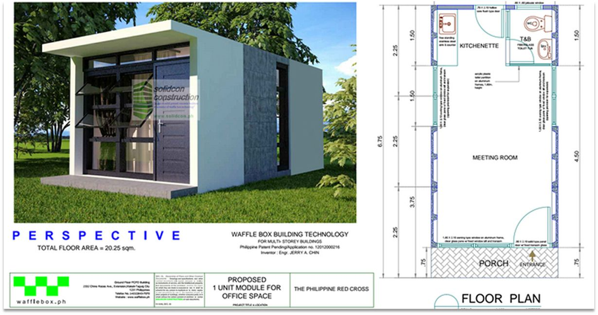 New prefabricated or cast in place building system in the philippines waffle box building technology tiny house prefab technology readlater phi