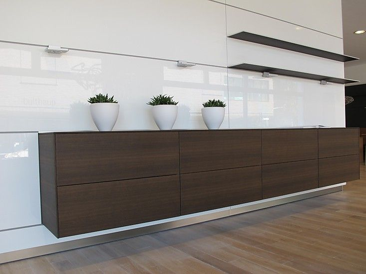 Another Lovely Bulthaup Sideboard The Whole Design Is Based On The