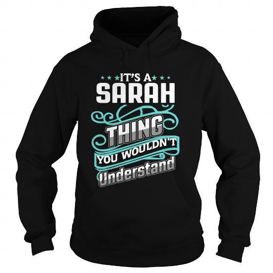 I Love SARAH T-Shirts