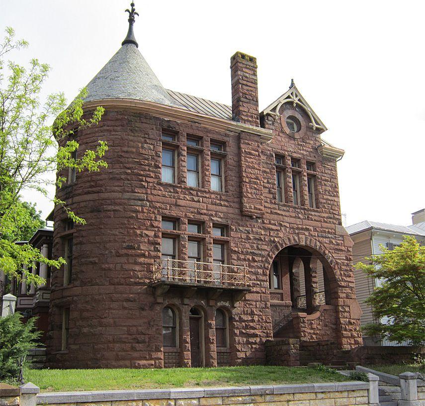 Dave's Victorian House Site - Victoria, BC