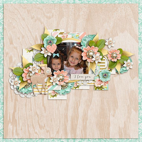 Using October Steps 3 template by Tinci Designs and Dear Child of Mine by Jady Day Studio http://scraporchard.com/market/October-steps-3..html