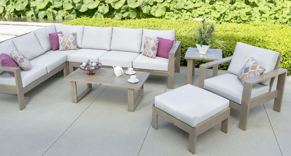 Park Lane Contemporary Patio Furniture