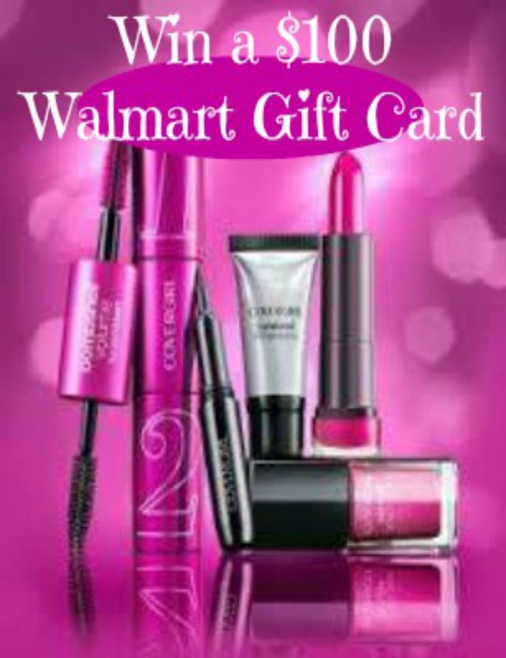 #WIN A $100 WALMART GIFT CARD!!  Enter @Nancy Style & Decor here: http://www.styledecordeals.com/2014/01/100-walmart-gift-card-giveaway.html  Good Luck! :)