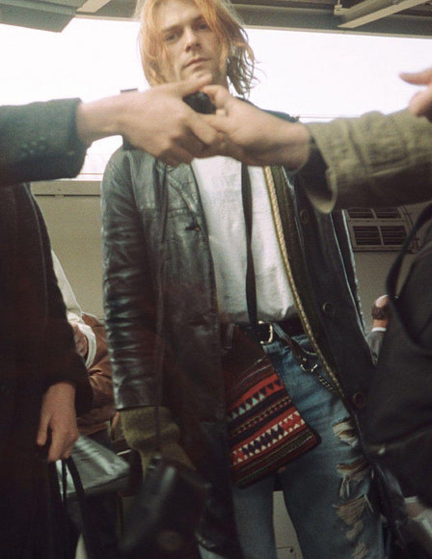 Kurt Cobain Rare Images Artwork And Journal Entries Kurt Cobain Photos Nirvana Kurt Cobain Kurt Cobain [ 1554 x 1200 Pixel ]