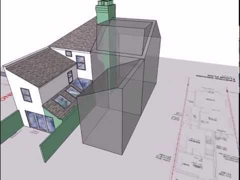 Victorian side return extension in putney victorian for Terrace extension ideas