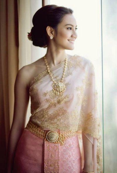 906822980 Thailand in 2019 | Wedding Ideas | Thai wedding dress, Thai brides ...