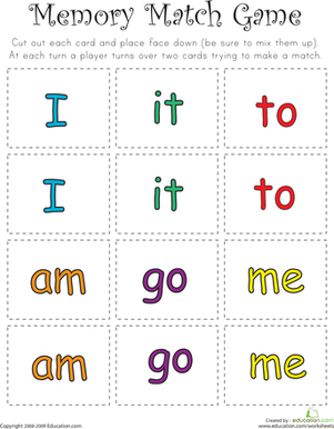 Number Names Worksheets printable sight words for kindergarten : 1000+ images about Sight words on Pinterest