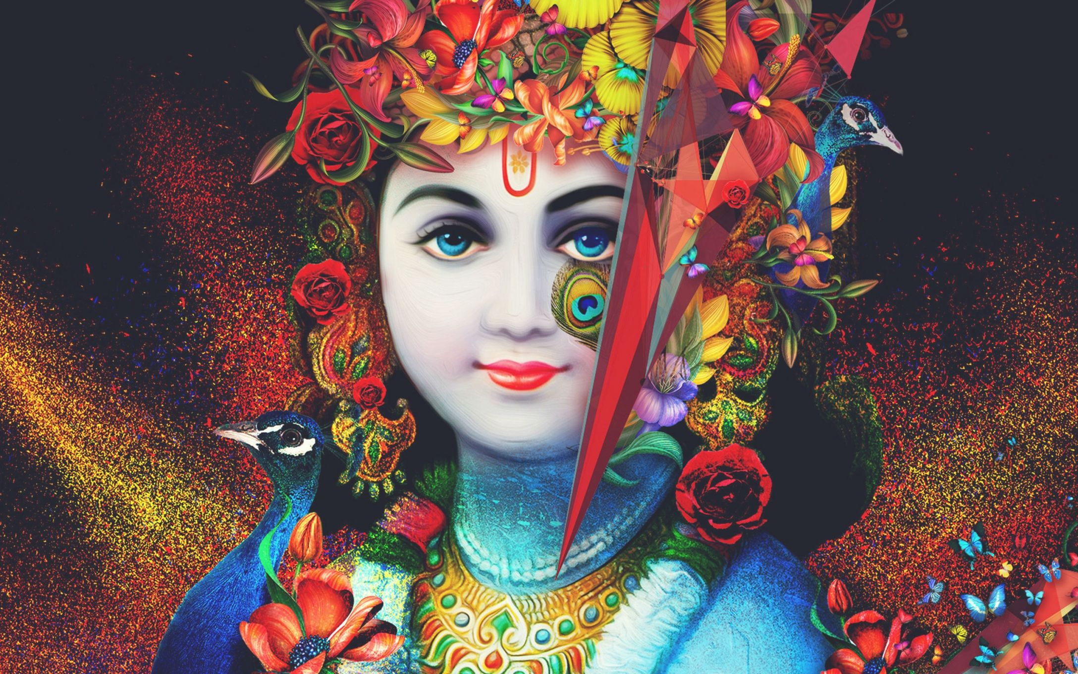 3d hd wallpapers krishna wallpapers hd high difinition