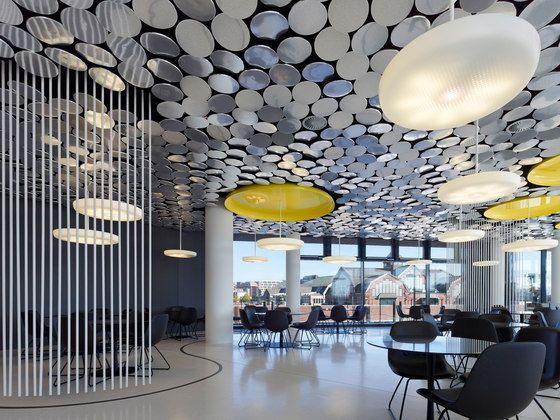 Der SPIEGEL canteen by Ippolito Fleitz Group | Office facilities