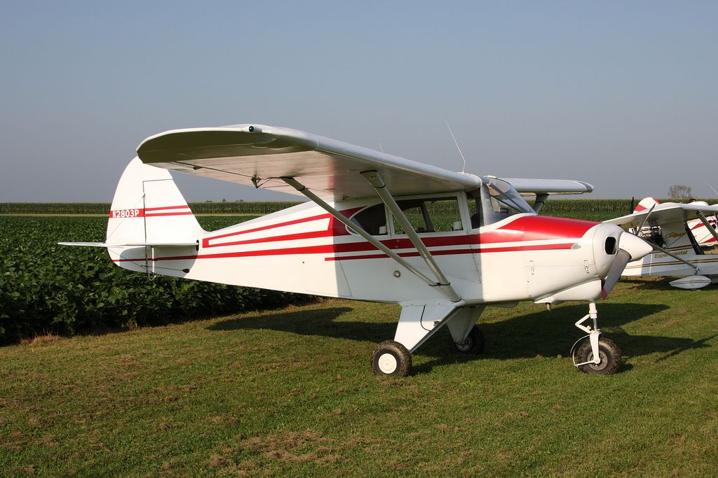 1955 Piper Tri-Pacer PA-22-150 (N2803P)   For FlyingBoy