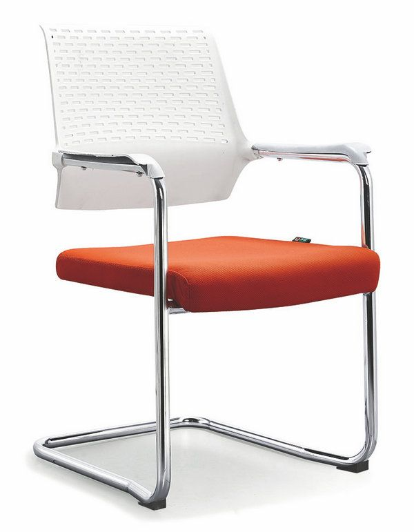 Ergonomic Conference Meeting Room Chairs On Wheels Cheap Staff Armchair  Guest Chairs   China Foshan Staff