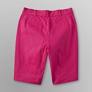 8bfc4bfa798 Women s Bermuda Shorts Kmart