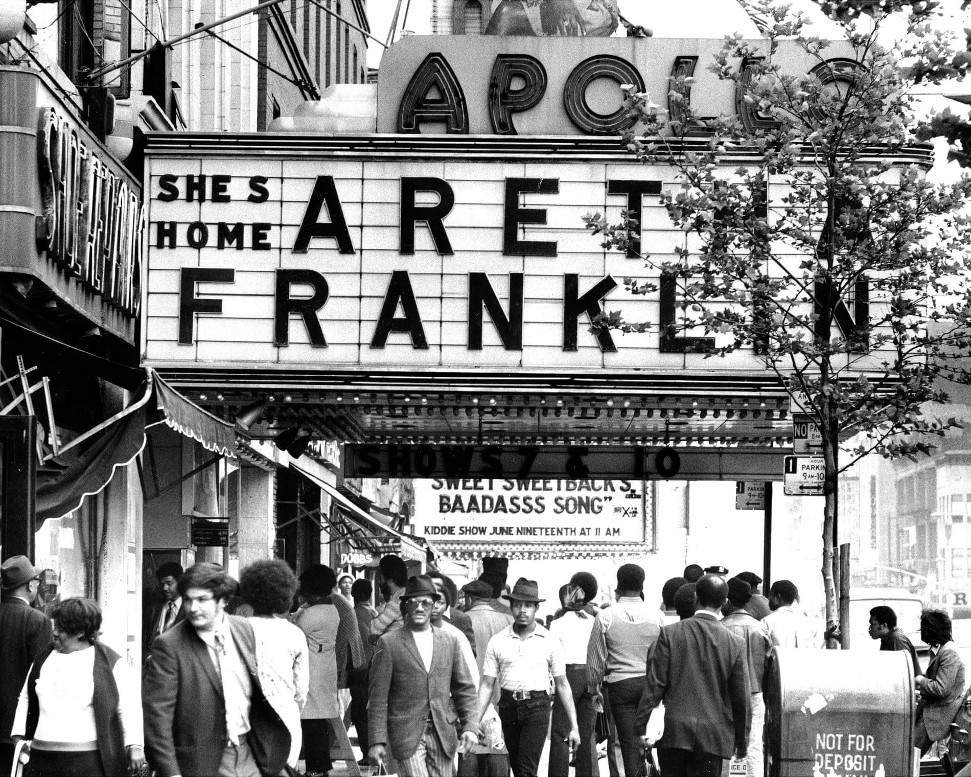 Hbo S The Apollo The Story Of How Black America Lifted