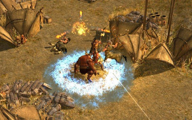Titan Quest PC Games Gameplay | PC Game Download | Wii games