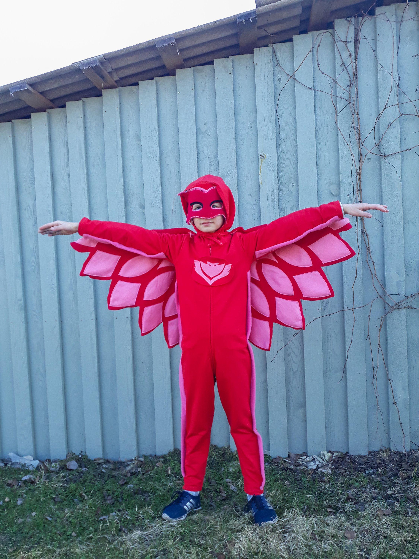 Owlette PJ MASKS costume, PJ masks, Owlette, costume for