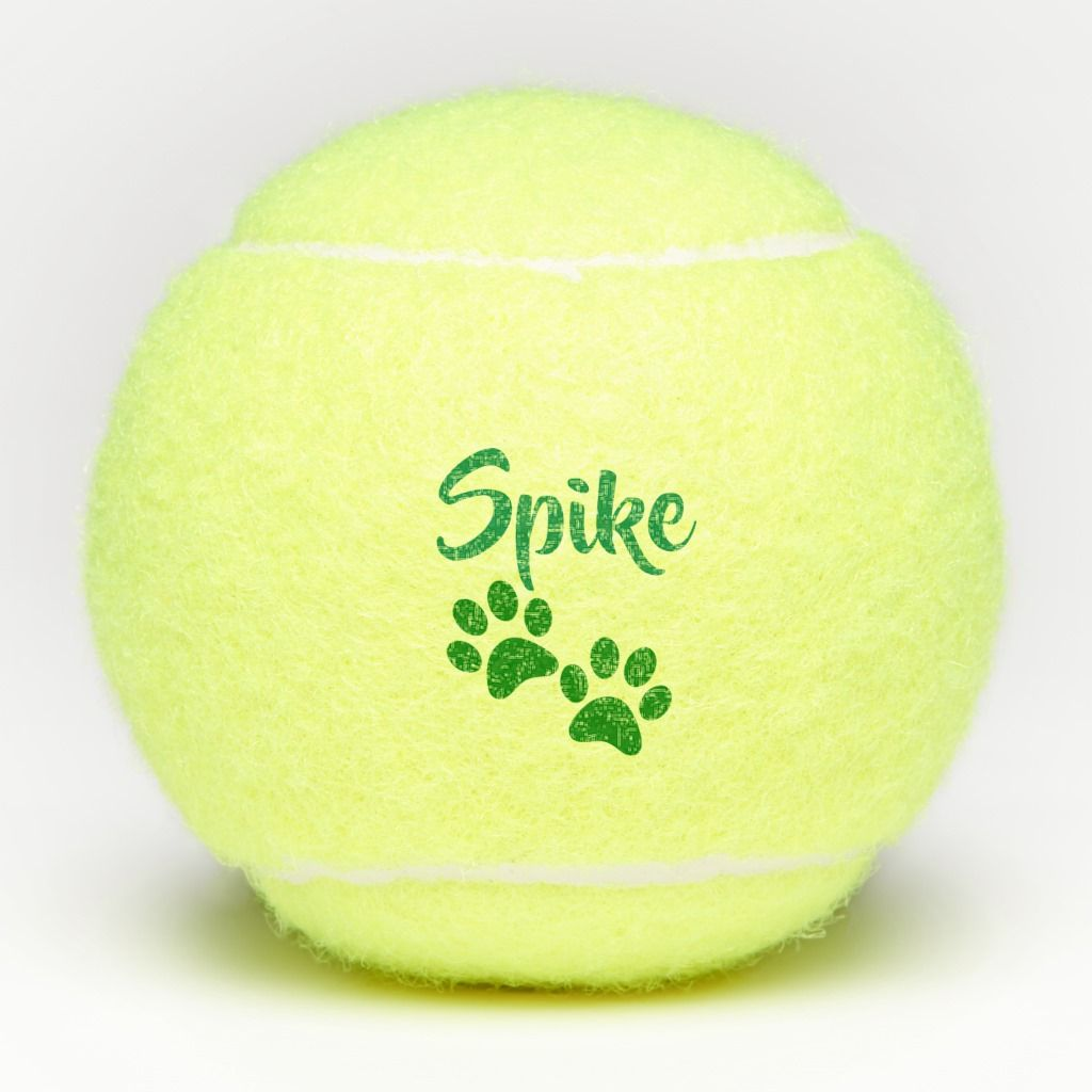 Pin On Pro Tennis Balls Personalized Gifts Official Regulation