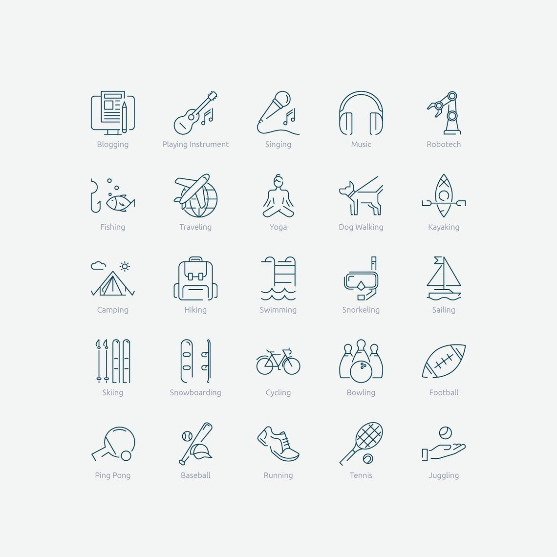 Interests Icons In Vector And Png Icon Save From Instagram Icon Design Inspiration