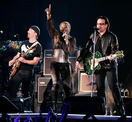 Mary J Blige And U2 One Cars Music Bono Mary J