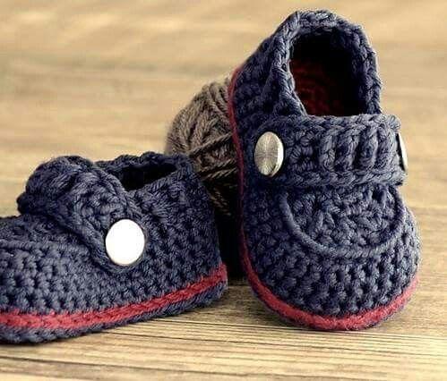 Pin von Dora Dowell auf Baby booties | Pinterest