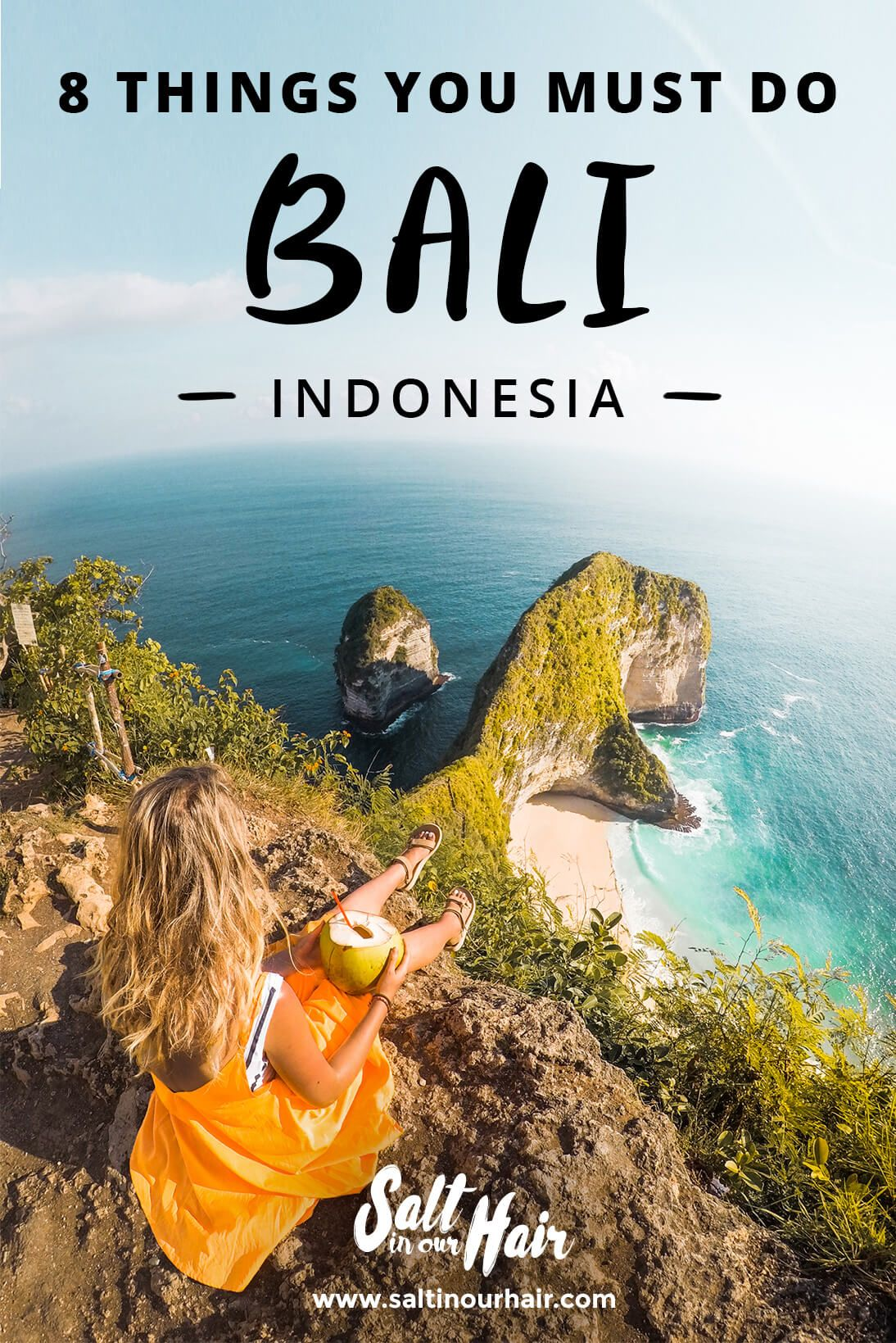 8 Things You Must Do in Bali, Indonesia