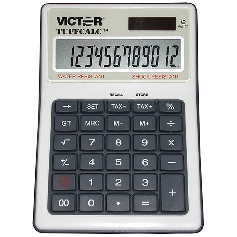 Water Shock Resistant Calculator Teaching Products Pinterest