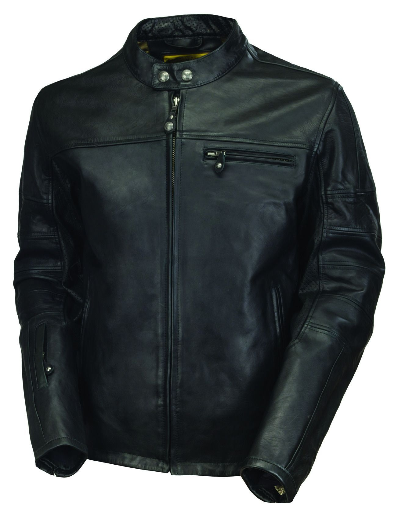 Roland Sands Ronin Leather Jacket Revzilla Leather Jacket Leather Jacket Black Roland Sands Design [ 1688 x 1304 Pixel ]