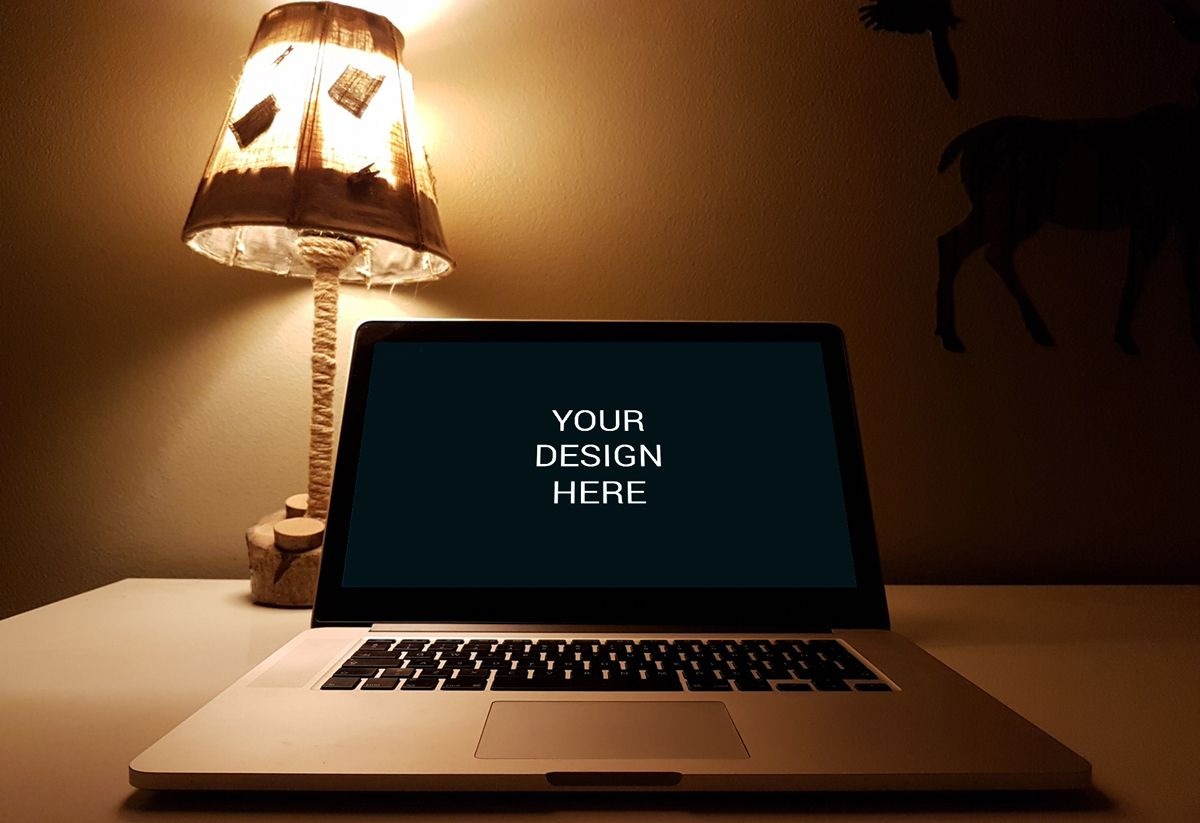 Realistic Macbook Mockup Free Mockup Templates Mockup Templates Free Mockup