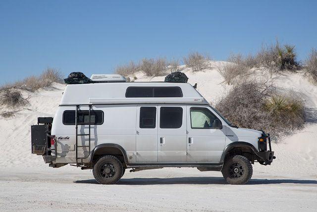 Sportsmobile Custom Camper Vans Pre Owned Vans California Custom Camper Vans Vans California Custom Campers