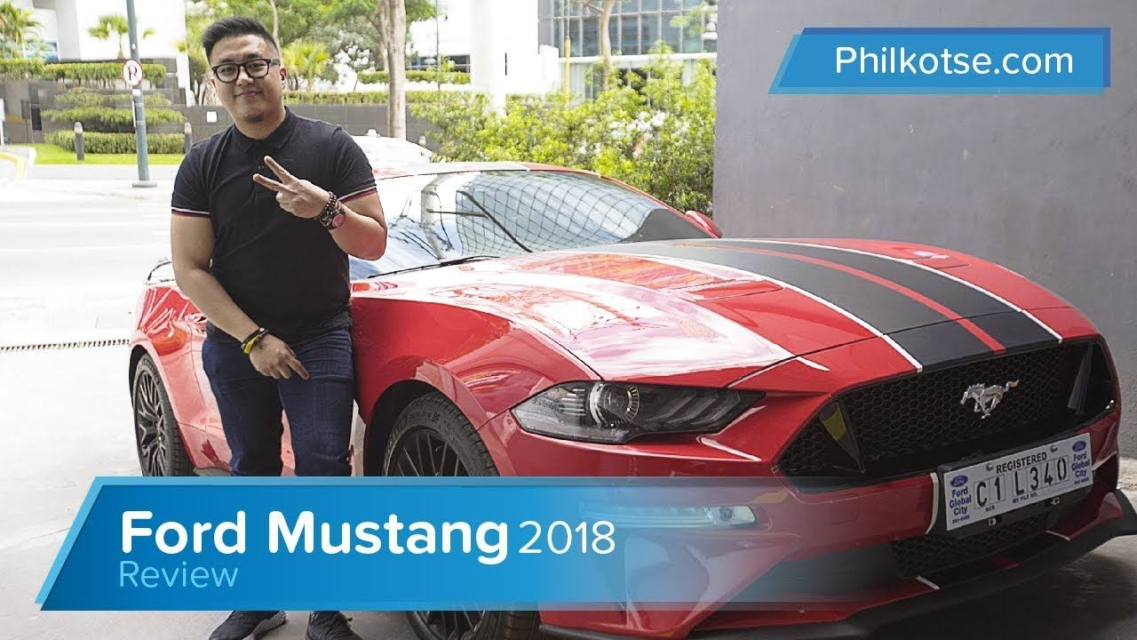 Ford Mustang 2018 Philippines Review & Road Test Price