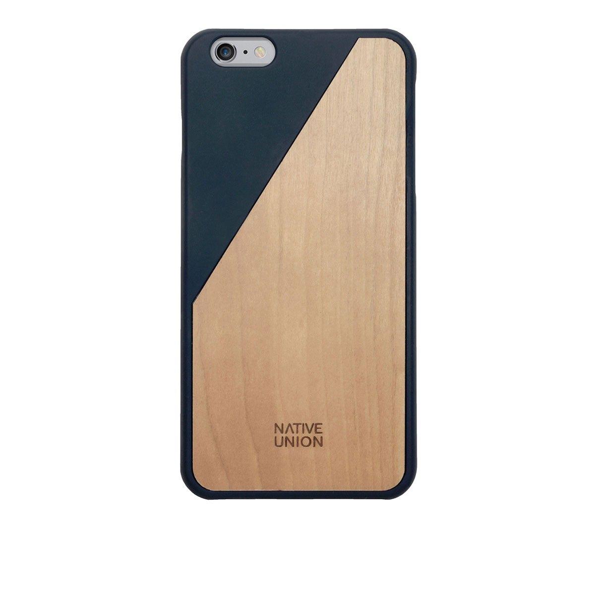 coque iphone 6 s bleu bois