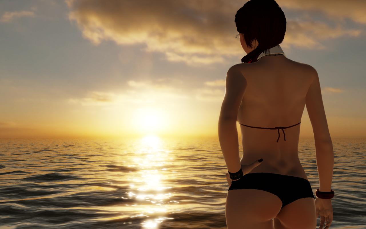 Секс море видео игра