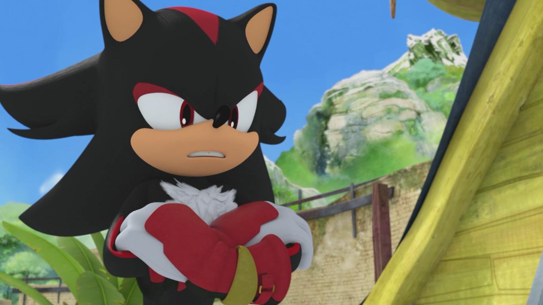 Shadow The Hedgehog Sonic Boom Gallery Shadow The Hedgehog Sonic Boom Sonic