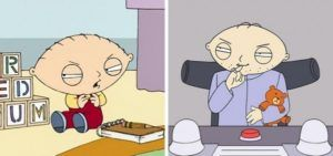 Family Guy – Stewie Griffin