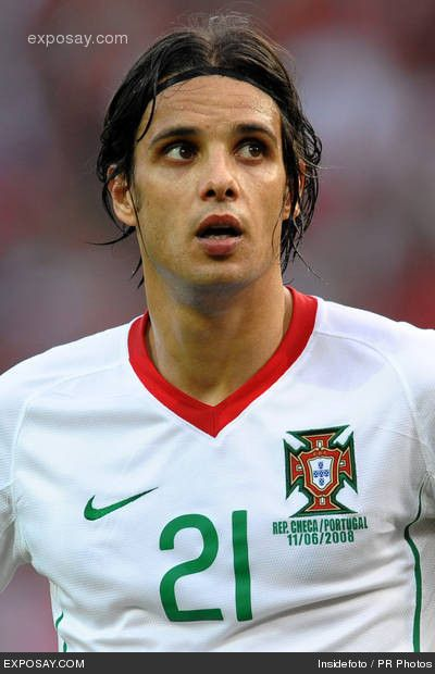 Nuno Gomes Portugal Soccer 70ee9b91b142f