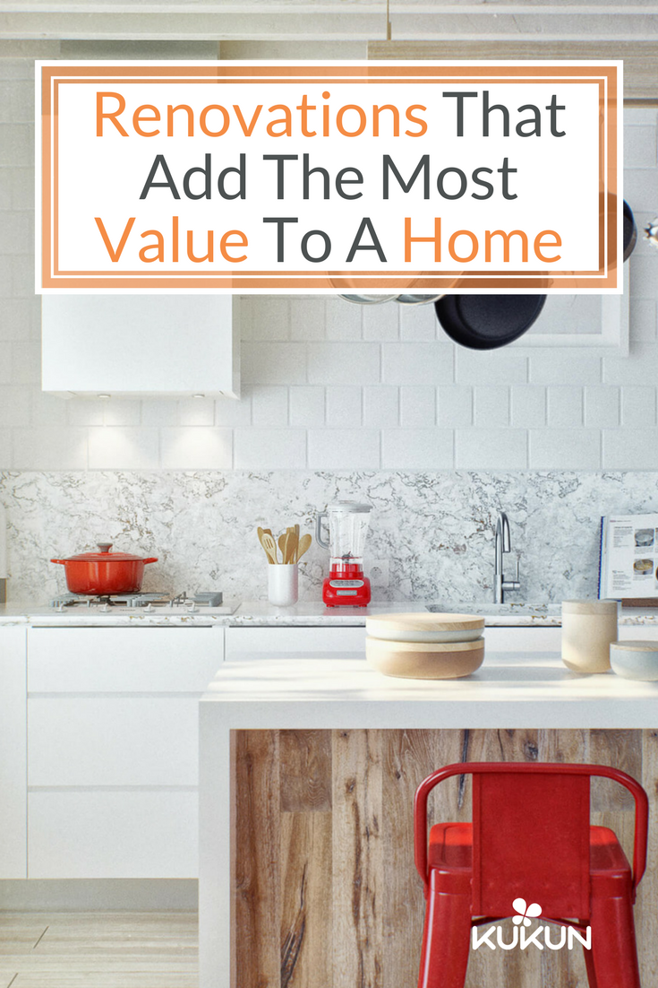 Money Well Spent: Renovations Add Most Value to Home (With ...