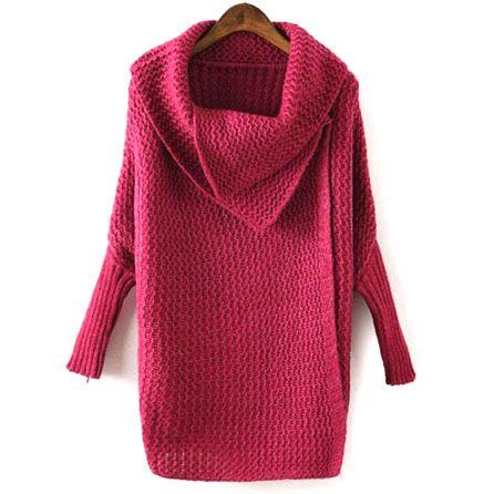 49,90EUR Pullover Strickjacke in Beerenton pink
