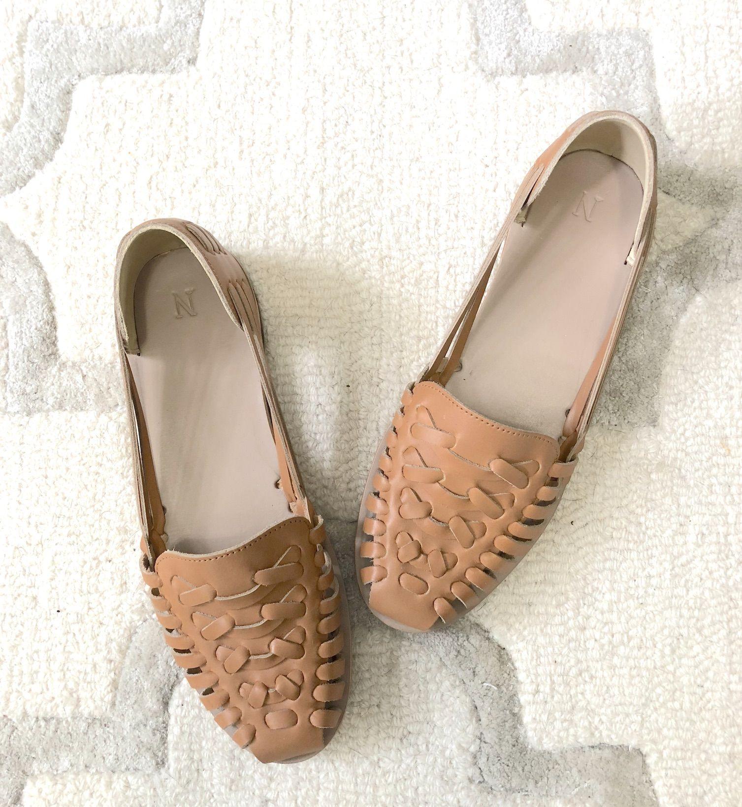 e9a9fac8b4e7 My Favorite Summer Shoes - Nisolo Ecuador Huarache Sandal